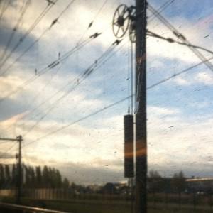 Met de trein