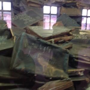 Auschwitz koffers