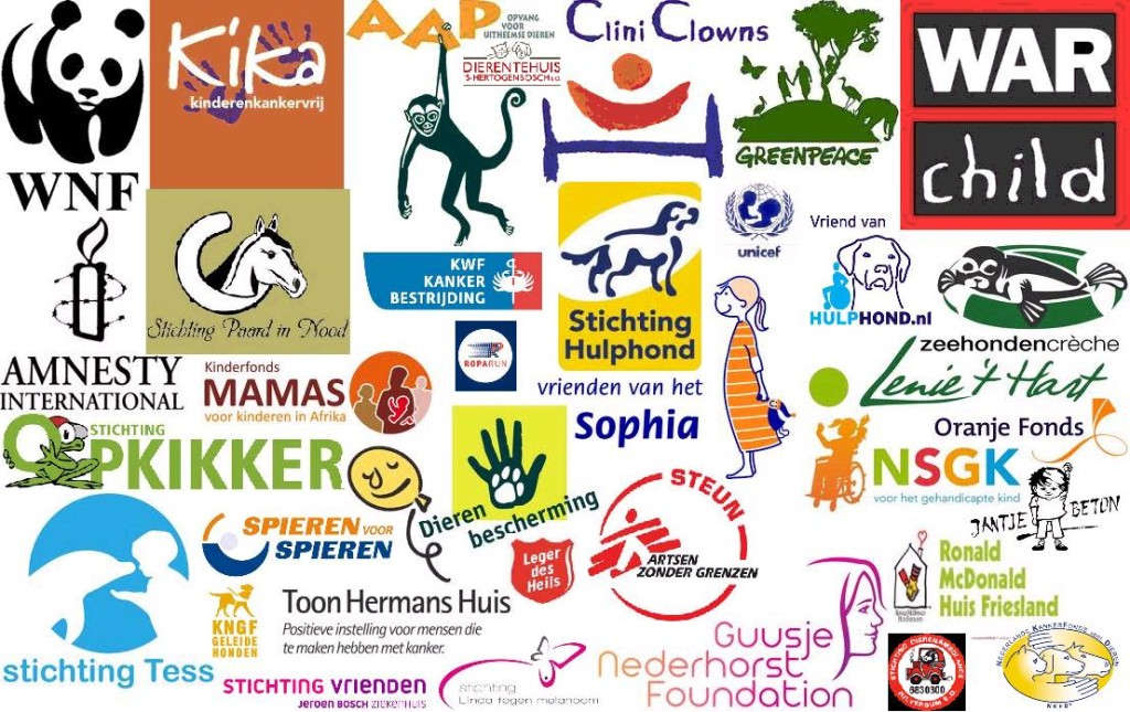 Goede-doelen-logos