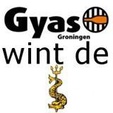 Gyas wint de varsity