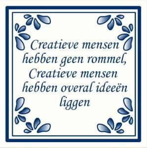 Tegeltje-creatief-rommel