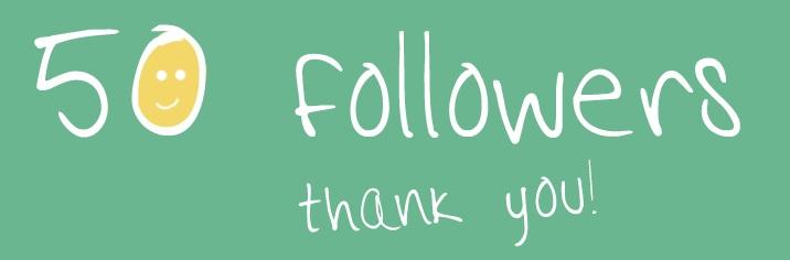 50 followers